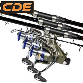 Set CDE BCR-2 12' 3.25lbs + CR6000 (x3)