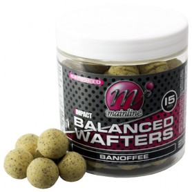 Mainline High Impact Banoffee Balanced Wafters 15mm
