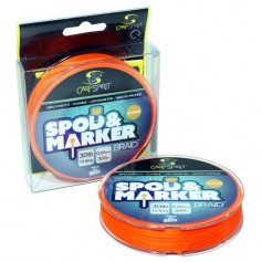 Tresse Carp Spirit Spod & Marker Braid Orange 300m