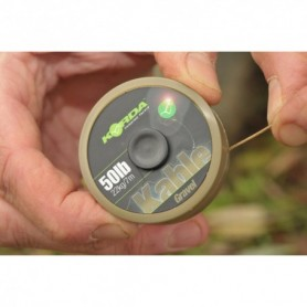 Leadcore Korda Kable marron 7m