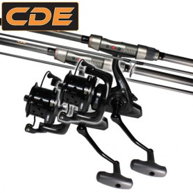 Ensemble CDE Carp CR-02 13' 3.5lbs GS10000 ( x2)