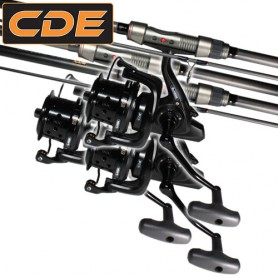 Ensemble CDE Carp CR-02 13' 3.5lbs GS10000 ( x3)