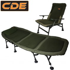 Pack CDE Confort Bed & Level Line Style