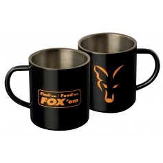Mug Fox Stainless black XL