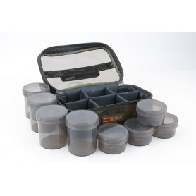 Trousse Fox Camolite Glug 8 Pots Case