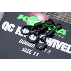 Emerillon Korda Quick Change QC Rond Taille 11