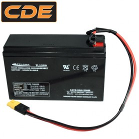Batterie Bateau Amorceur CDE Invader (lot de 2 batteries)