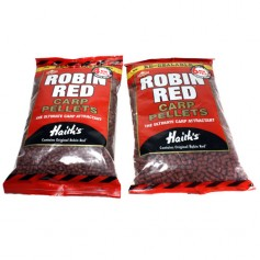 Dynamite Baits Robin Red Pellets 900g