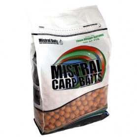 Bouillettes Mistral Baits Rosehip Isotonic 5kg 20mm
