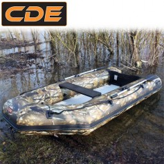 Bateau Gonflable CDE New Sphynx Camo 2.70m Air Mat
