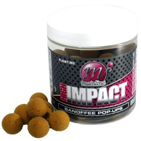 Mainline High Impact Pop-Ups 15mm Banoffee