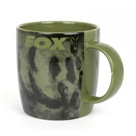 Mug Fox Céramic Scales
