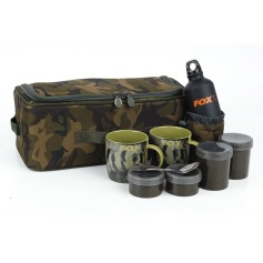 Sac à Café Fox Camolite Brew Kit Bag