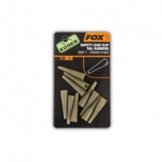Manchon Fox Edges Tail Rubber (par 10)