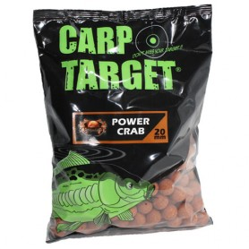 Bouillettes Carp Target Power Crab 20mm 2.5kg