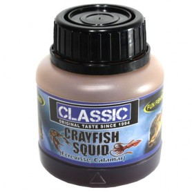 Booster Fun Fishing Classic Ecrevisse Calamar 100 ml