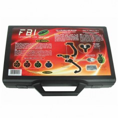 Coffret Fun Fishing 4 Balanciers FBI Bleu