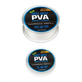 Recharge PVA Fox Edges Refills Narrow (dissolution rapide)