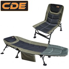 Pack Confort CDE Bed & Level Winner 6 pieds RS System.