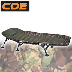 Bedchair CDE Line Style 6 pieds Camo