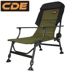 Level Chair CDE Recliner Luxe Line Style