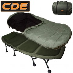 Pack CDE Confort Bed Line Style & Duvet 5 Saisons Line Style