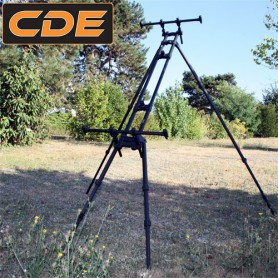 Rod Pod CDE Extrême XXL Light Pod 4 Cannes