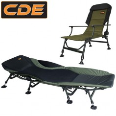 Pack Confort CDE Bed & Level luxe Line Style