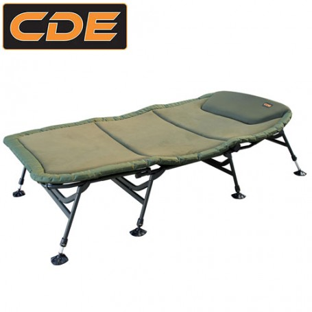 Bedchair CDE Line Style 2 places 8 pieds