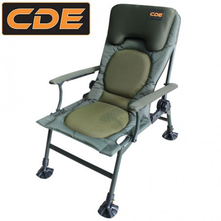 Level Chair CDE Line Style avec Accoudoirs