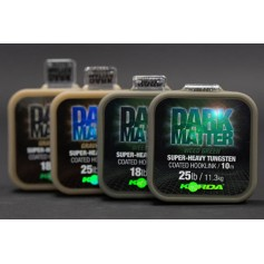Tresse Korda Dark Matter Tungsten Coated 10M