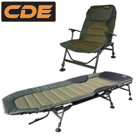 Pack Confort CDE Bed Flat & Level Line Style