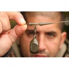 Lead Korda Square Pear Swivel