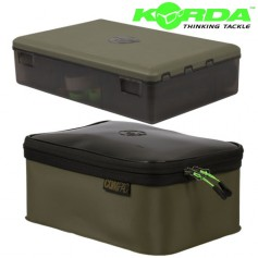 Pack Korda Tackle Box & Compac 220