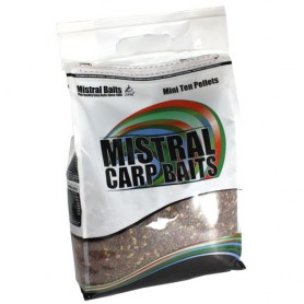 Mistral Baits Mini Ten Pellets 5kg (2/6mm)