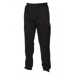 Pantalon Fox Collection Black & Orange Joggers