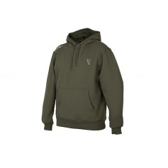 Sweat Fox Collection Green & Silver Hoodie