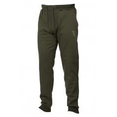 Pantalon Fox Collection Green & Silver Joggers