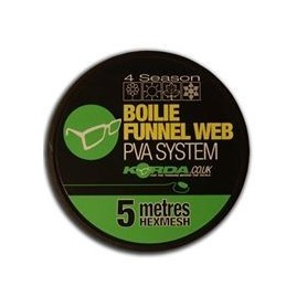 Recharge PVA Korda 5m Refill Boilie Funnel Web