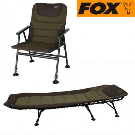 Pack Fox EOS 1 Bedchair & Level