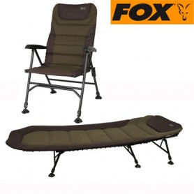 Pack Fox EOS 2 Bedchair & Level