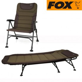 Pack Fox EOS 3 Bedchair & Level