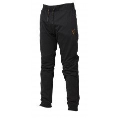 Pantalon Fox Collection Black & Orange Lightweight Joggers