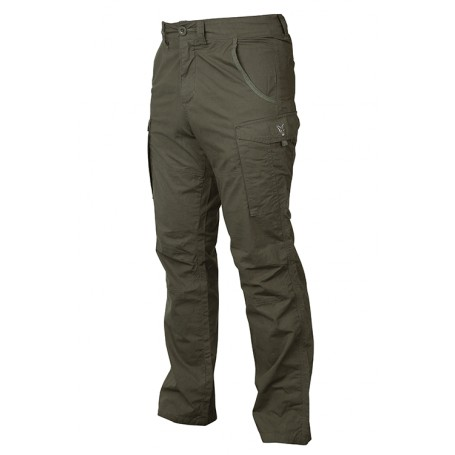 Pantalon Fox Collection Combat Green & Silver