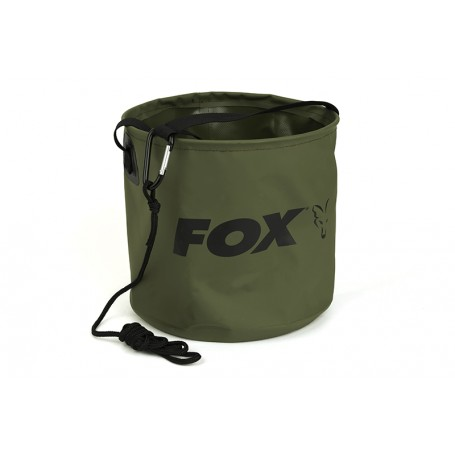 Seau Souple Fox Collapsible Water Bucket Large