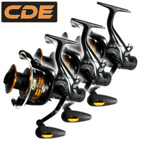 Moulinet CDE Débrayable CR6000 Black Edition (x3)