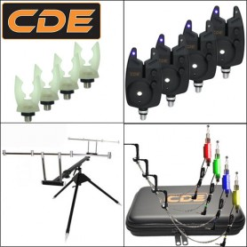 Pack CDE Rod Pod Coffret 4 Eco + balanciers + Supports