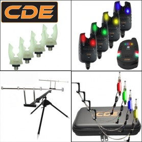 Pack CDE Rod Pod CDXFI + Balanciers + Supports