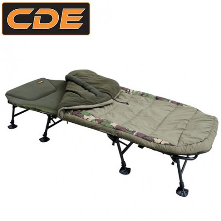Bedchair CDE New Sleeping System RS 4 Season