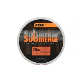 Tresse Fox Submerge High Visual Sinking Braid 300m